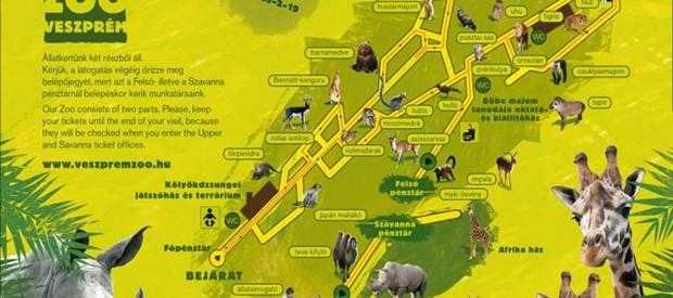 veszprém látnivalók térkép Veszprémi állatkert – Veszprém ZOO | Belváros Apartman Veszprém veszprém látnivalók térkép